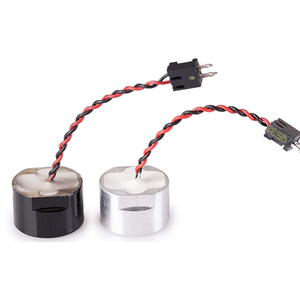 58kHz Aluminum Enclosed Ultrasonic Sensor with Wires