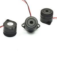 24V 100dB Wire Buzzer Working Of Piezo Active Buzzer