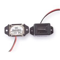 400hz 1.5v 20mA Mechanical Buzzer for Rat Control Device